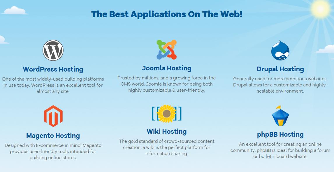 hostgator apps
