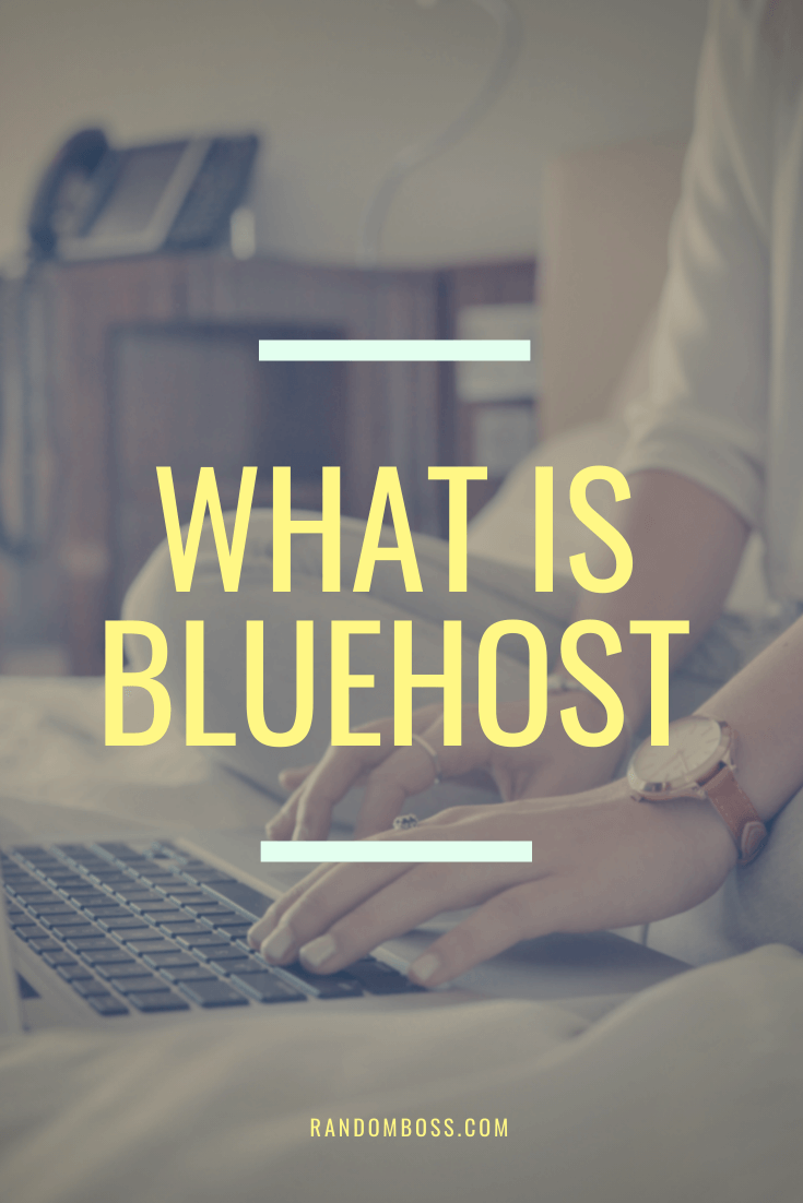 what is bluehost