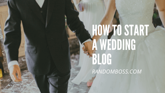 How To Start A Wedding Blog featured