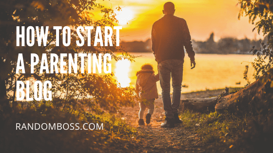 How to start a parenting blog featured